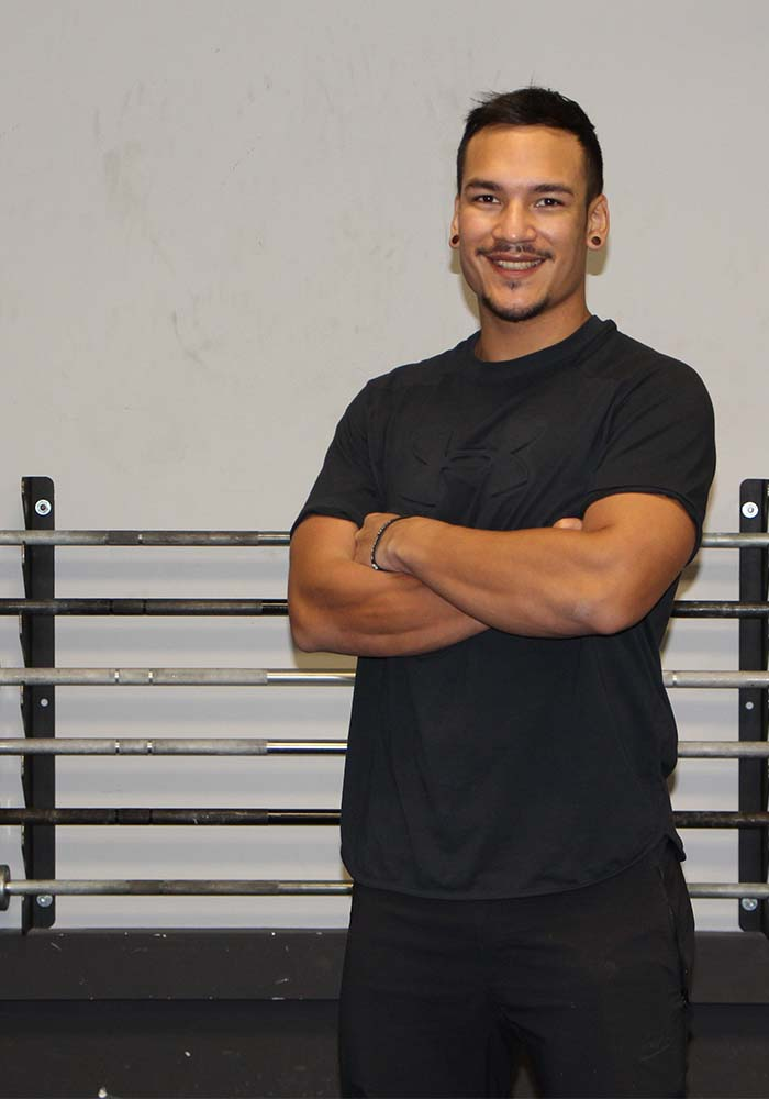 Coach Yann Anon La Salle Lausanne personal training coaching de groupe