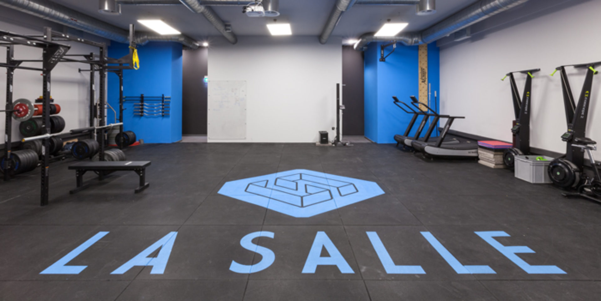 La Salle Centre d'entraînement