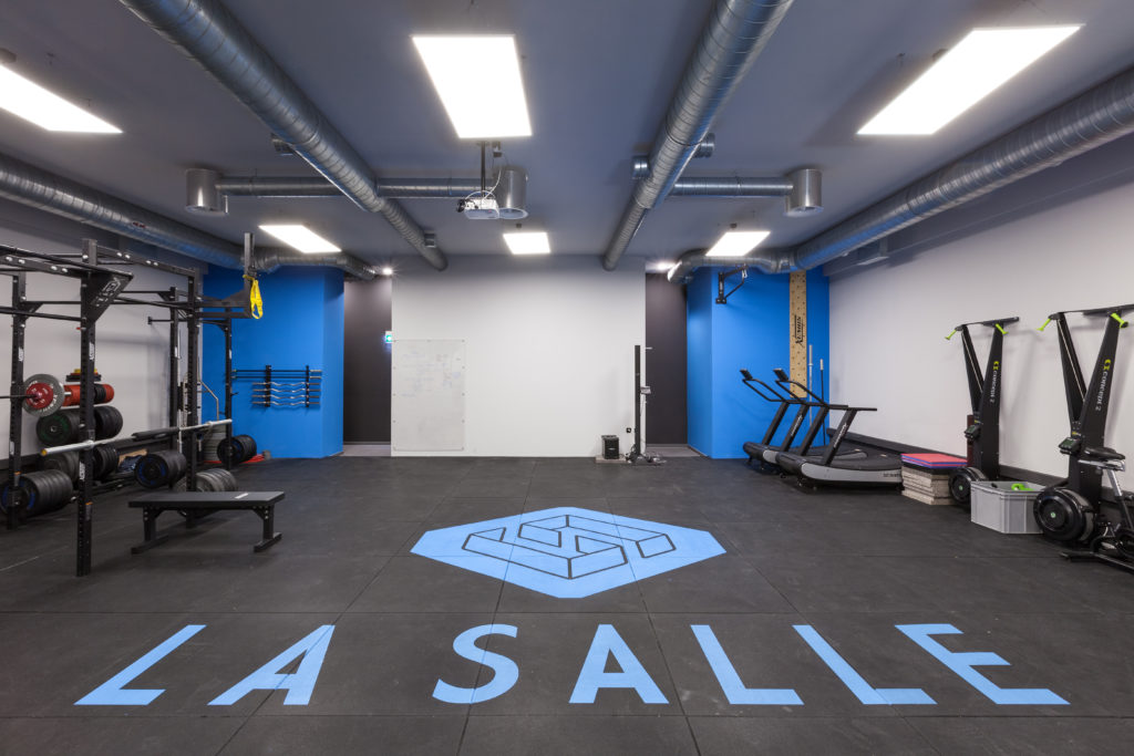 Fitness Lausanne crossfit