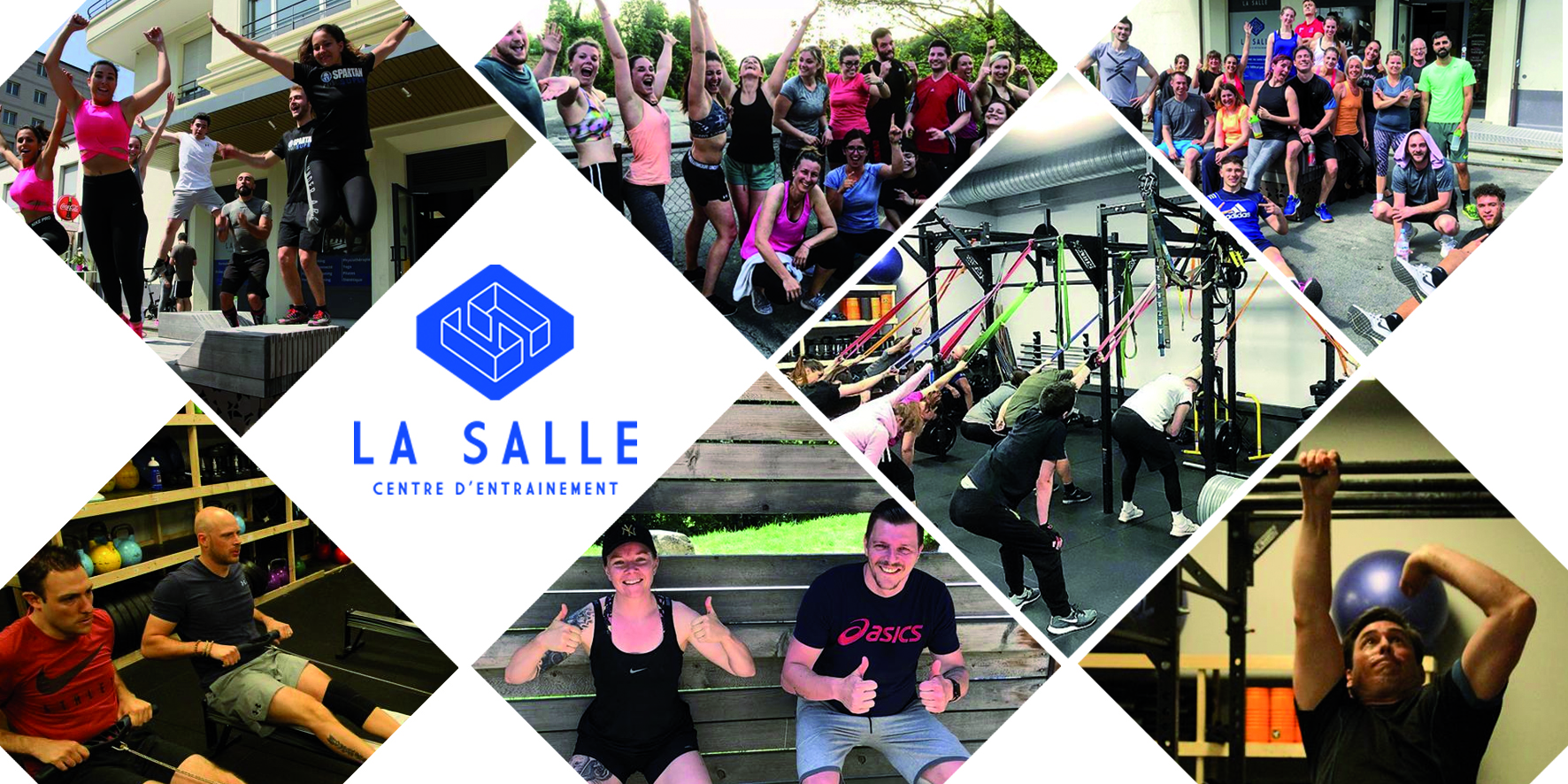 La Salle – Centre d'entraînement
